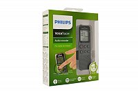 Philips 1000 series DVT1110 dictáfono Memoria interna Gris